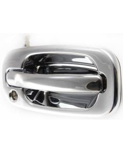 New Door Handle Front Passenger Right Side Chrome Chevy Suburban Avalanche 1500