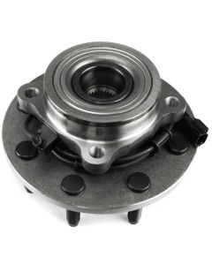 New 4WD 4X4 Wheel Hub Assembly Front Passenger Right or Driver Left Side RH LH