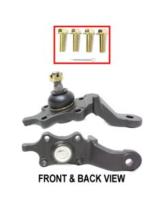4RUNNER 96-02 / SEQUOIA 01-02 BALL JOINT, Front, LH, Lower