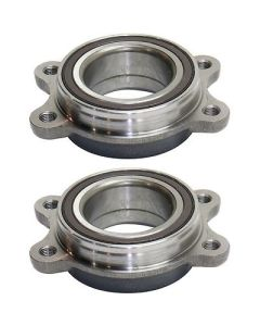 New Wheel Bearings Set of 2 Front or Rear Driver & Passenger Side LH RH A4 Pair